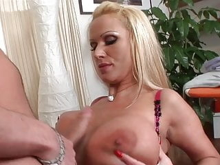 Housekeeper with big tits