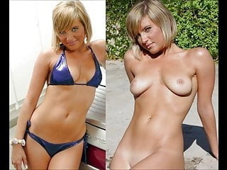 Dressed Undressed Teenie Cuties Slideshow # 4